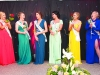 Pamela Allen, 3rd from left, reacts on being selected at the 2016 Monaghan Rose. ©Rory Geary/The Northern Standard