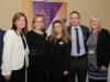 At the Amatino AIB Brexit Breakfast Briefing were (L-R) Sharon Scanlon, AIB, Emer Deery, AIB, Siobhan McNally, AIB, Leo Costello, AIB and Jackie McKenna, AIB. ©Rory Geary/The Northern Standard