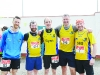 At the Blackwater 10k were (L-R) Jonathan Groarke, Danny Murphy, Ryan Smith, Ian Monaghan and Chris Connolly. ©Rory Geary/The Northern Standard