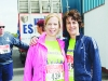 Eileen Quinn and Christina Mulligan at the Blackwater 10k. ©Rory Geary/The Northern Standard