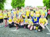Some of the Monaghan Town Runners club at the Blackwater 10k. ©Rory Geary/The Northern Standard