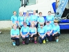 Members of the Glaslough Harriers Jolly Joggers at the Blackwater 10k. ©Rory Geary/The Northern Standard