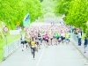 The runners getting underway at the start of the Blackwater 10k. ©Rory Geary/The Northern Standard