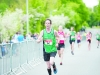 Alan Hill from Carrick Aces, finishing the Blackwater 10k. ©Rory Geary/The Northern Standard