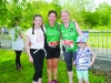 At the Blackwater 10k were (L-R) Aisling McEneaney, Martina McEneaney, Patrica Marron and Clodagh Marron. ©Rory Geary/The Northern Standard
