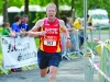 Frankie Gorman from Blayney Rockets, finishing the Blackwater 10k. ©Rory Geary/The Northern Standard