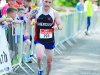 Paul Magee from Shercock AC, who was runner-up in the Blackwater 10k. ©Rory Geary/The Northern Standard