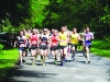 The running starting the Blackwater 10k in Rossmore Park last Sunday. ©Rory Geary/The Northern Standard
