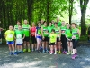 Some of the Monaghan Phoenix AC athletes at the Blackwater 10k. ©Rory Geary/The Northern Standard