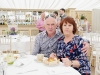 At the victorian tea party at Castle Leslie last week was Benny and Maura McNally. ©Rory Geary/The Northern Standard