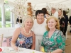 At the victorian tea party at Castle Leslie last week were (L-R) Avril Davis, Cationa Donnelly and Eunice Hall. ©Rory Geary/The Northern Standard