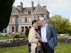 Paula and Sean Redmond at the victorian tea-party at Castle Leslie. ©Rory Geary/The Northern Standard