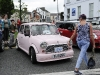 A pink mini drawing glances at the Clones Canal Festival. ©Rory Geary/The Northern Standard