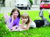 At the Clones Canal Festival were Amy and Ella. ©Rory Geary/The Northern Standard