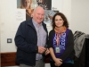At the Clones Film Festival were Tony Morgan and Geraldine Zechner. ©Rory Geary/The Northern Standard