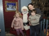 With Santa at The Creighton Hotel, Clones, were Mary, Sarah Rose and James McMahon. ©Rory Geary/The Northern Standard
