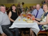 Pictured at the Clontibret Social Club Christmas Party were (L-R) Fintan and Mary McCaffrey, Peadar Hamill and Mary Collins. ©Rory Geary/The Northern Standard