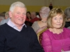Michael and Kathleen Brennan at the Clontibret Social Club Christmas Party. ©Rory Geary/The Northern Standard