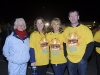 At the Monaghan Darkness Into Light 5k were (L-R) Margaret Connolly, Laura McGuigan and Geraldine and Paul Kelly. ©Rory Geary/The Northern Standard