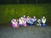 Some of the members of the 2nd Monaghan Scout Unit at the Darkness Into Light for Pieta House. ©Rory Geary/The Northern Standard