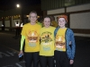At the Monaghan Darkness Into Light 5k were (L-R) Stella Murphy, Charlotte Connolly and Emma Geary. ©Rory Geary/The Northern Standard