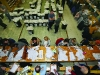 The start of the count at the Cavan-Monaghan Count Centre on Saturday morning last.  Pic.  Pat Byrne.