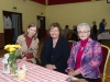 Pictured at the Emyvale Tidy Town's 50th anniversary celebrations were (L-R) Louise Duffy, Glaslough Tidy Towns, Emer Brennan, Monaghan Tidy Towns and Angela McCaffrey, Emyvale Tidy Towns. ©Rory Geary/The Northern Standard