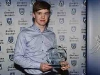 Young Hurler of the Year, Paddy Bermingham. © Northern Standard