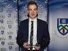 Junior Footballer of the Year, Jack McCarron. © Northern Standard