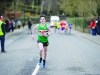 Conor Maguire from Monaghan Phoenix AC, who was the winner of the Boys U-16 2000m race. ©Rory Geary/The Northern Standard