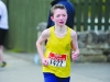 Johnny McCarron from Glaslough Harriers, during the Bous U-16 2000m race. ©Rory Geary/The Northern Standard