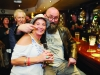 Mary Carbin and Damien O'Connor in Terry's Bar. ©Rory Geary/The Northern Standard