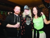 At the festival was (L-R) Shelby from The Rusty Jacks, Irish John and Jen Bentz. ©Rory Geary/The Northern Standard