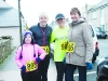At the Glaslough Harriers Jolly Joggers Run on New Years Day were (L-R) Katie Maguire, Caroline Maguire, Shiela Maguire and Margaret Maguire. ©Rory Geary/The Northern Standard