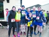 At the Glaslough Harriers Jolly Joggers Run on New Years Day were (L-R) Niall Maguire, Fionnuala Sherlock, Conor Foley, Niall Maguire, Mark Maguire, Dermot Maguire and Hugh Sherlock. ©Rory Geary/The Northern Standard