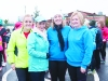 Some of the Glaslough Harriers Jolly Joggers at the run on New Years Day were (L-R) Martina Duffy, Ann McMahon, Sandra McQuaid and Angela McQuaid. ©Rory Geary/The Northern Standard