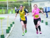 A sprint to the finish line in the 6k event. ©Rory Geary/The Northern Standard