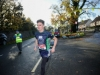 Anthony O'Brien setting off on the 2nd run at the Kieran McAree Duathlon. ©Rory Geary/The Northern Standard