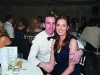 At the Monaghan Lions Club Charter Night in Castle Leslie were (L-R) Paddy McKinley and Sinead McKenna. ©Rory Geary/The Northern Standard