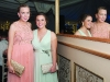 Danielle McCleary and Roisin Dick at the Monaghan Lions Club Charter Night in Castle Leslie. ©Rory Geary/The Northern Standard