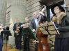Some of the musicians taking part in the Monaghan 1916 Brought Back To Life event last weekend. ©Rory Geary/The Northern Standard
