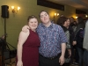 Claire McElroy and Ciaran Murphy at the Monaghan Arch Club Party at the Monaghan Harps GFC. ©Rory Geary/The Northern Standard