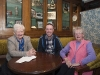 At the Monaghan Arch Club Party were (L-R) Rita McCann, Ian Hall and Margaret McCooey. ©Rory Geary/The Northern Standard