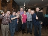 Some of the members of the Monaghan Arch Club at their party which was held in the Monaghan Harps GFC. Included are (L-R) Mark McCabe, Terry Traynor, Nigel McClave, Padraig Kelly, Elaine Russell, Johnny McShay, Stephen Boylan and Aidan Corrigan. ©Rory Geary/The Northern Standard