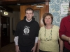 Sean Molloy and Rose Donnelly at the Monaghan Arch Club Party. ©Rory Geary/The Northern Standard