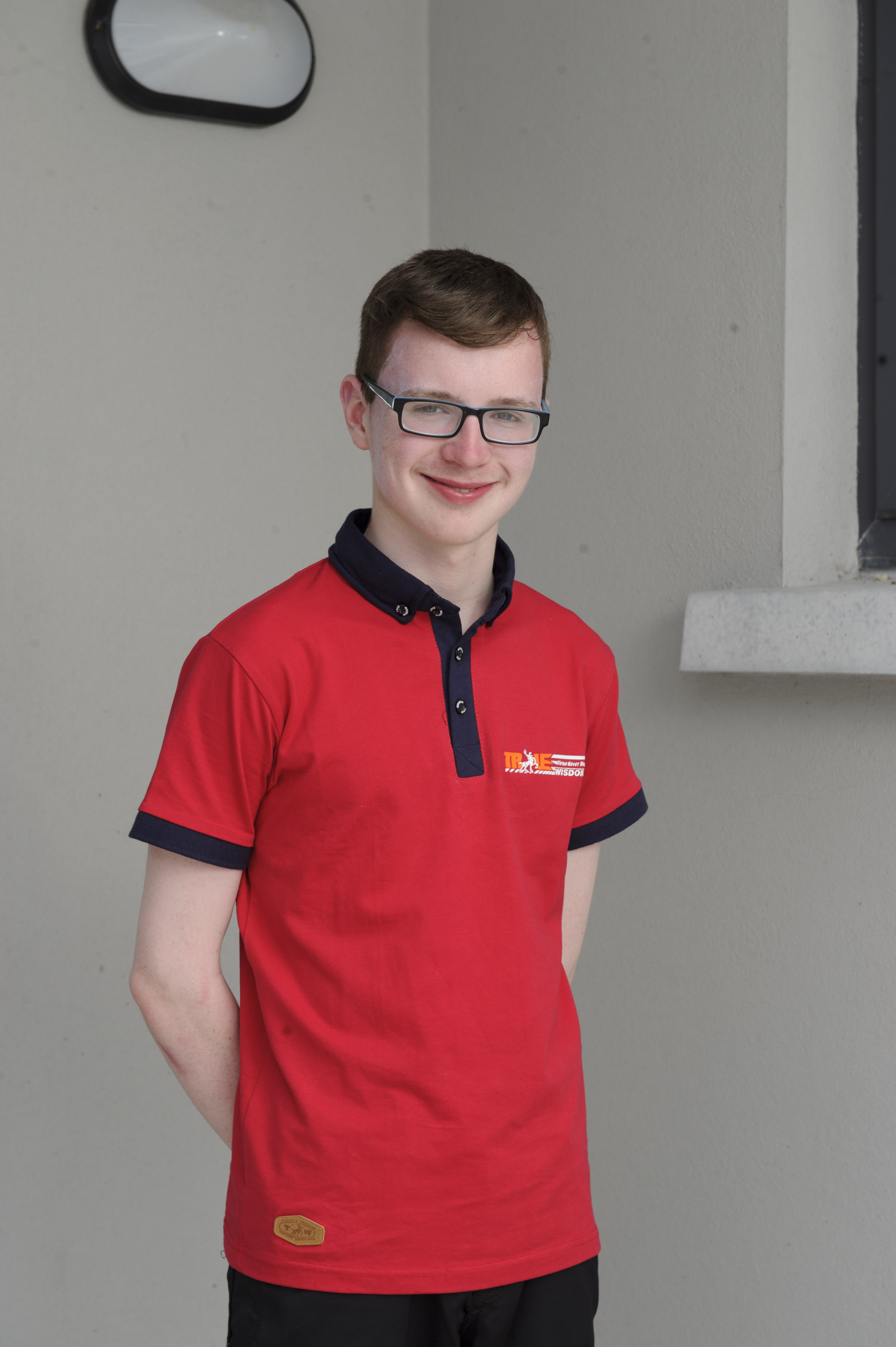 Danny Tracey, Tullycorbet CCE, who was the winner of the U-18 Piano competition. ©Rory Geary/The Northern Standard