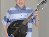 Joshua Conlon, Aughnamullen CCE, who received bronze in the U-12 Mandolin and bronze in the banjo. ©Rory Geary/The Northern Standard