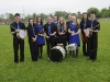 The Corcaghan CCE, U-15 Grúpa Ceoil, at the Co Monaghan Fleadh. ©Rory Geary/The Northern Standard