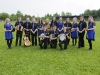 The Corcaghan CCE U-18 Grúpa Ceoil, at the Co Monaghan Fleadh, last weekend. ©Rory Geary/The Northern Standard