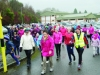 Some of the crowd at the Monaghan Operation Transformation Walk starting the walk, last Saturday morning. ©Rory Geary/The Northern Standard